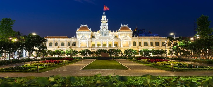 Cheap Air Tickets To Ho Chi Minh City Low Cost Flights