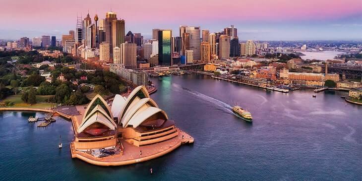 Cheap Flights To Sydney Brightsun Travel India