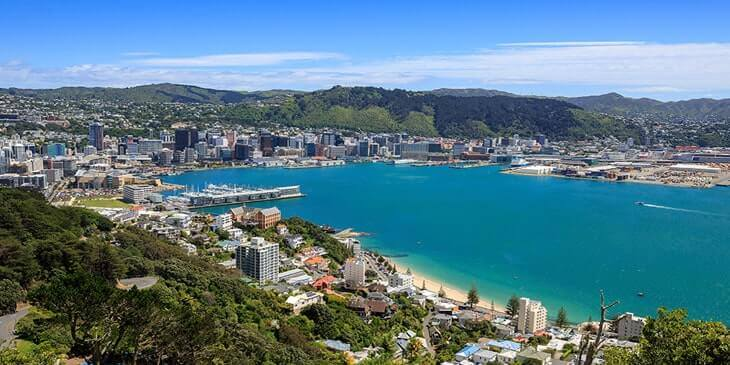 Cheap Flights To Wellington Brightsun Travel India