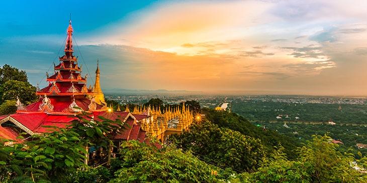 Cheap Flights To Mandalay Brightsun Travel India