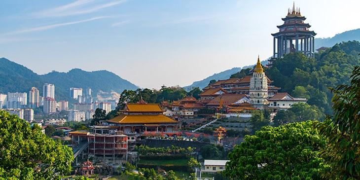 Cheap Flights To Penang Brightsun Travel India