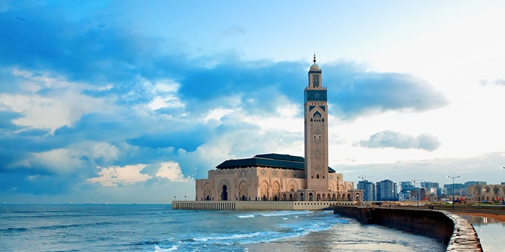 Cheap Flights To Casablanca Brightsun Travel India