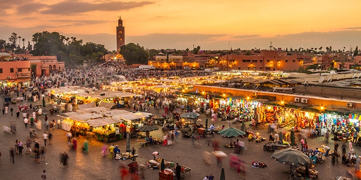 Cheap Flights To Marrakesh Brightsun Travel India