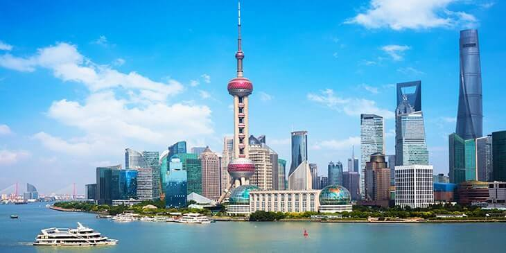 Cheap Flights To Shanghai Brightsun Travel India