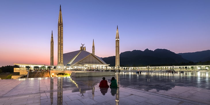 Cheap Flights To Islamabad Brightsun Travel India