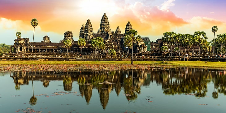 Cheap Flights To Siem Reap Brightsun Travel India