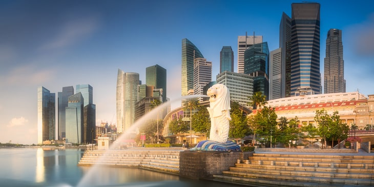 Cheap Flights To Singapore Brightsun Travel India