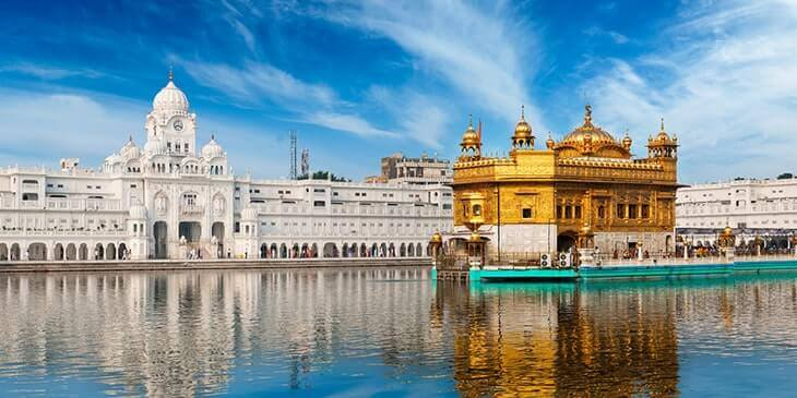 Cheap Flights To Amritsar Brightsun Travel India