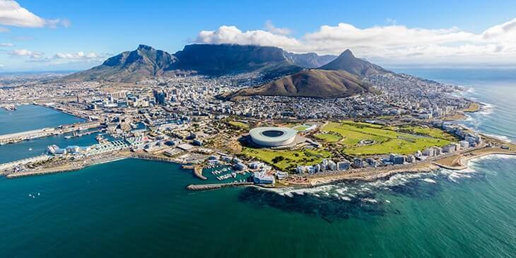 Cheap Flights To Cape Town Brightsun Travel India