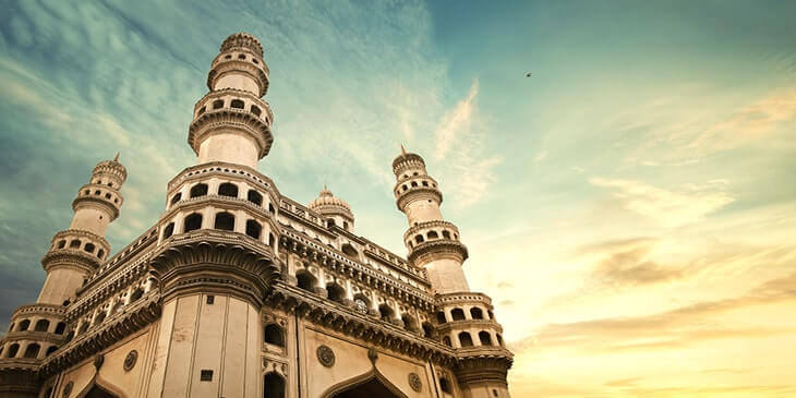 Cheap Flights To Hyderabad Brightsun Travel India