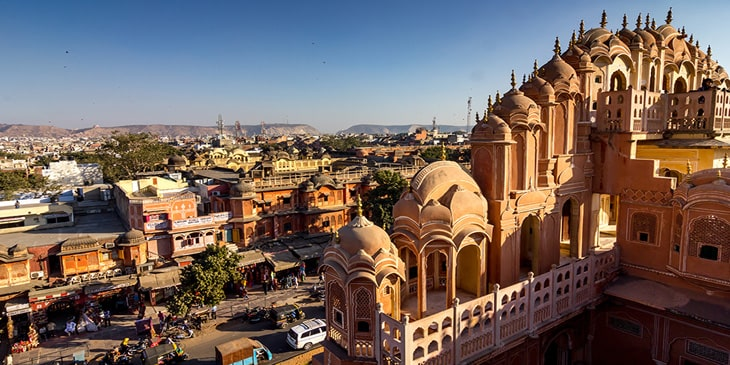 Cheap Flights To Jaipur Brightsun Travel India