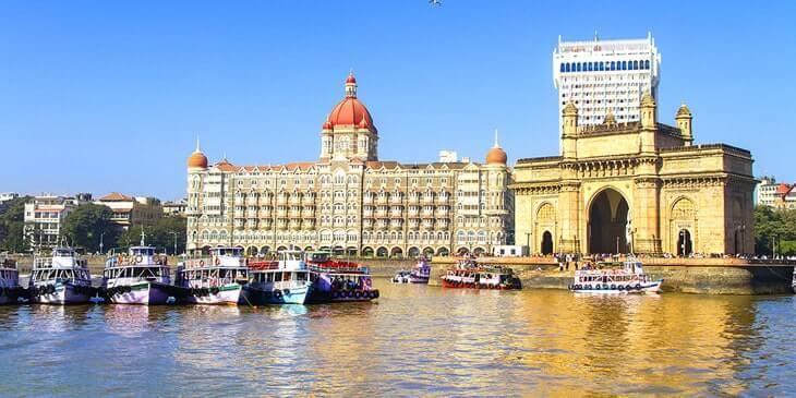 Cheap Flights To Mumbai Brightsun Travel India
