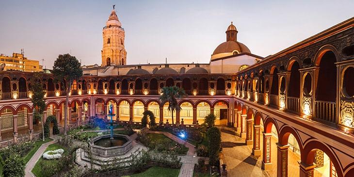 Cheap Flights To Lima Brightsun Travel India