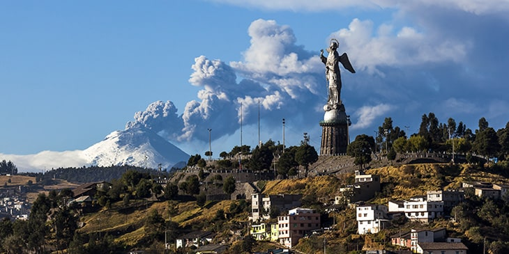 Cheap Flights To Quito Brightsun Travel India