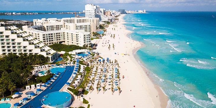 Cheap Flights To Cancun Brightsun Travel India