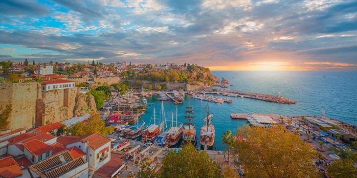Cheap Flights To Antalya Brightsun Travel India