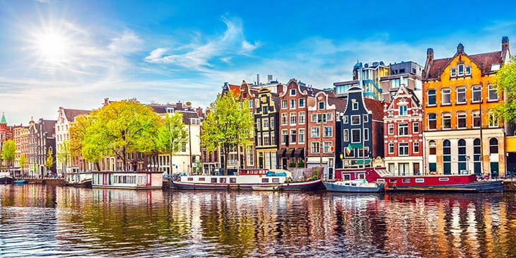 Cheap Flights To Amsterdam Brightsun Travel India