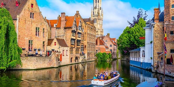 Cheap Flights To Belgium Brightsun Travel India