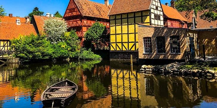 Cheap Flights To Denmark Brightsun Travel India
