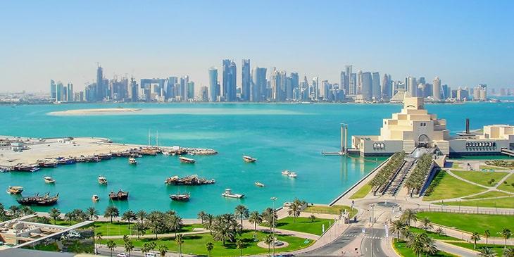 Cheap Flights To Doha Brightsun Travel India
