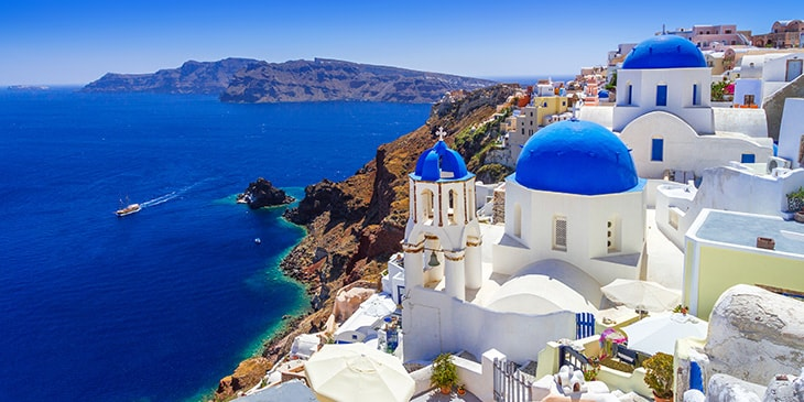 Cheap Flights To Greece Brightsun Travel India