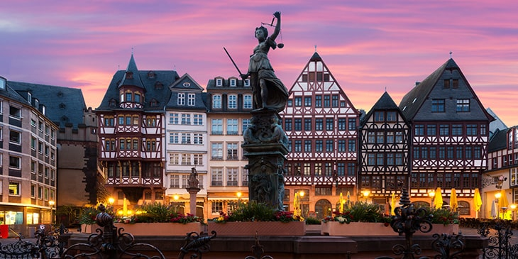 Cheap Flights To Frankfurt Brightsun Travel India