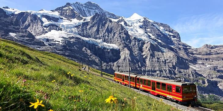 Cheap Flights To Switzerland Brightsun Travel India