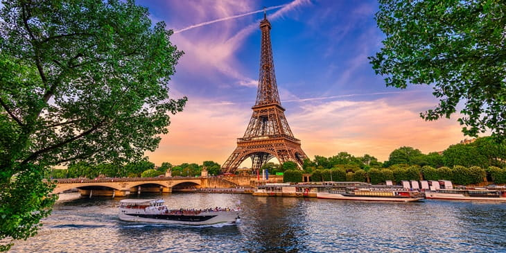 Cheap Flights To Paris Brightsun Travel India