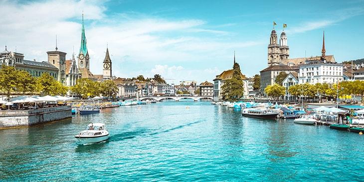 Cheap Flights To Zurich Brightsun Travel India