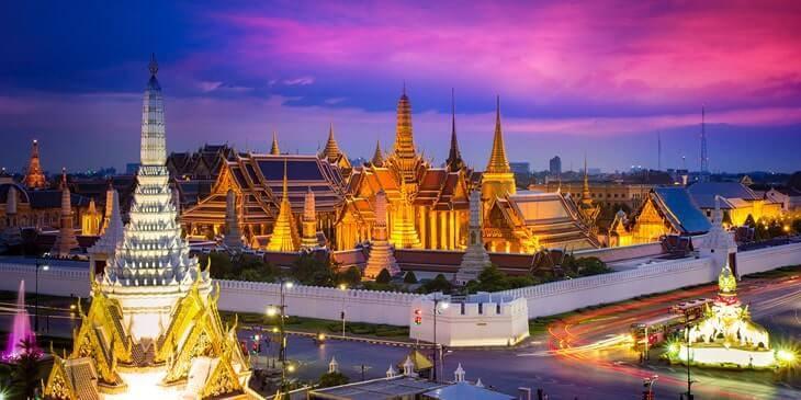 Cheap Flights To Bangkok Brightsun Travel India