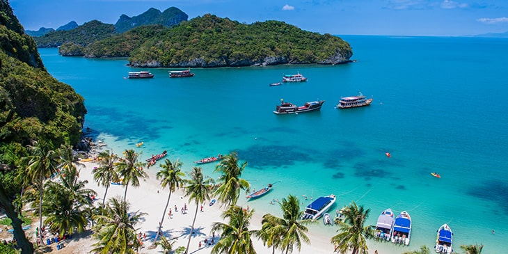 Cheap Flights To Koh Samui Brightsun Travel India