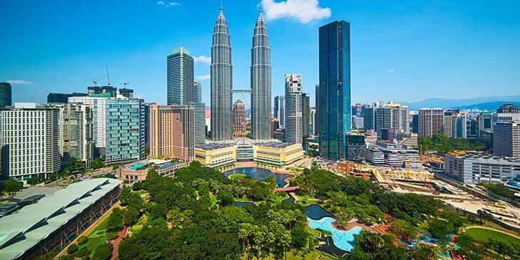 Cheap Flights To Kuala Lumpur Brightsun Travel India