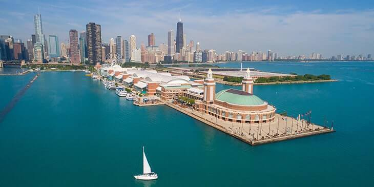 Cheap Flights To Chicago Brightsun Travel India