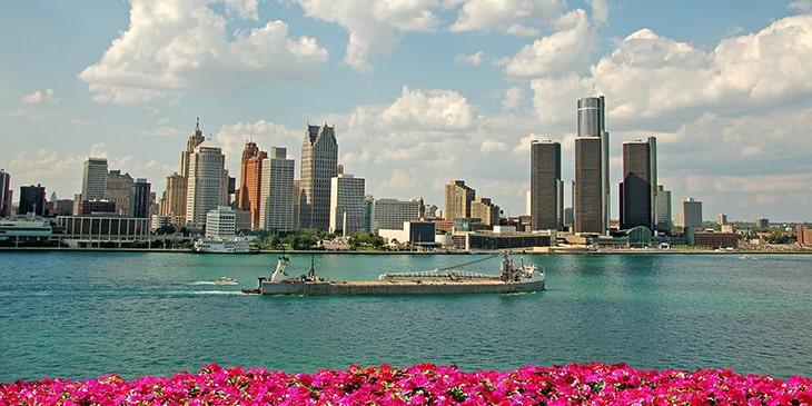 Cheap Flights To Detroit Brightsun Travel India