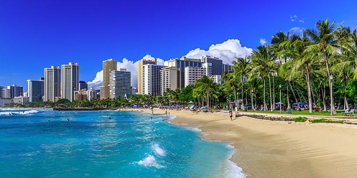 Cheap Flights To Honolulu Brightsun Travel India