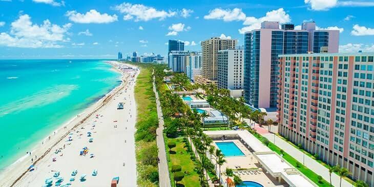 Cheap Flights To Miami Brightsun Travel India