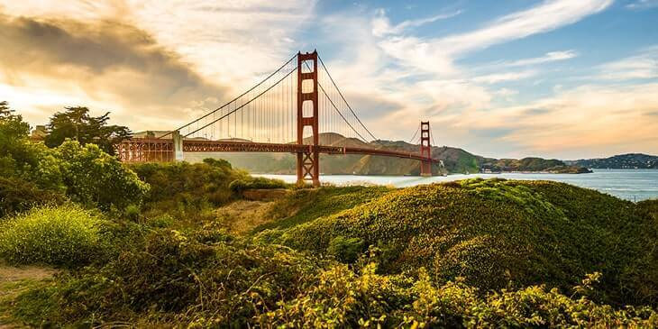 Cheap Flights To San Francisco Brightsun Travel India