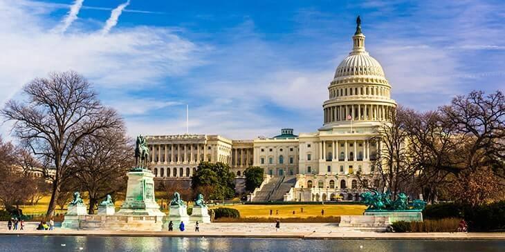 Cheap Flights To Washington Brightsun Travel India