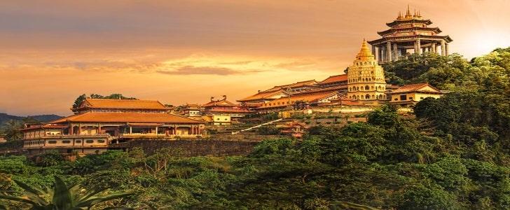 Cheap Flights To Penang Brightsun Travel