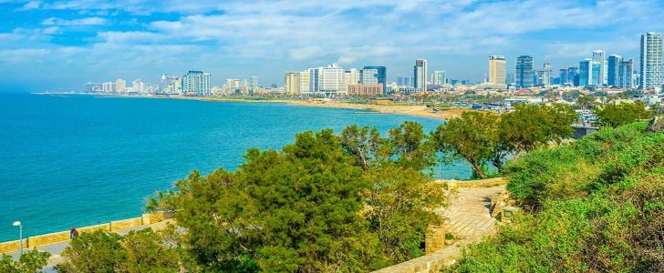 Cheap Flights To Tel Aviv Brightsun Travel