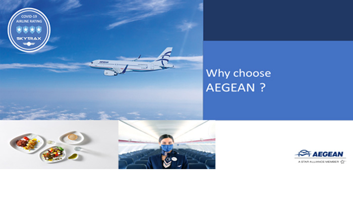 Aegean Airlines largest airline