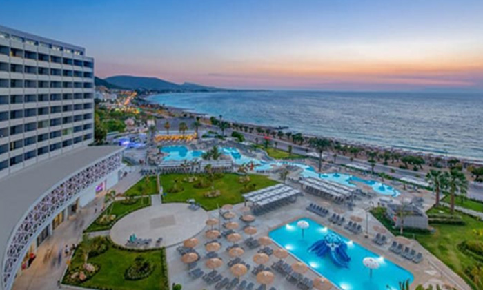Spend 5 Nights in Rhodes - All-Inclusive