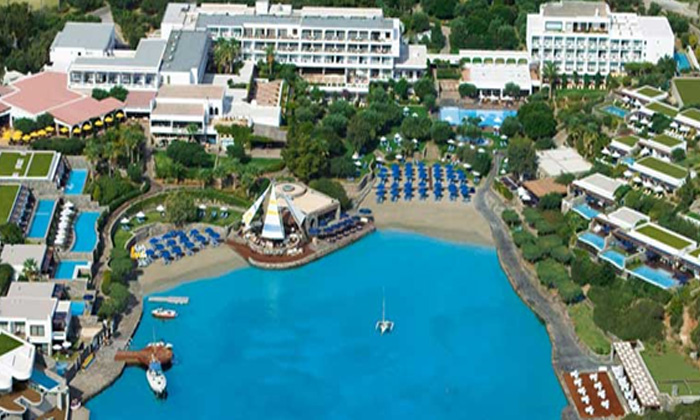 Visit Crete with This 5 Night 5 Star Half Board Package